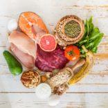 栄養バランスの良い食材例