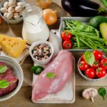 疲労回復効果のある食材イメージ